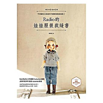Radio Costume Tailor Book, Doll Sewing, Cute Mini Clothes Patterns