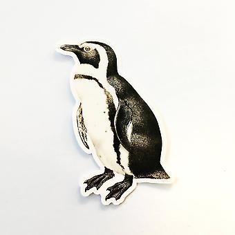 Penguin vinilo pegatina