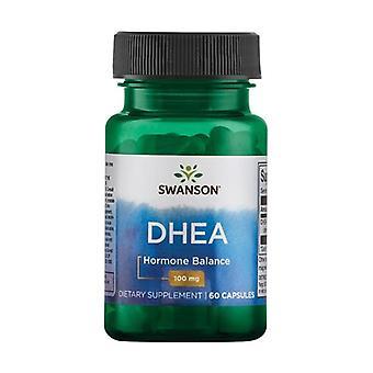 Ultra DHEA 60 capsules of 100mg