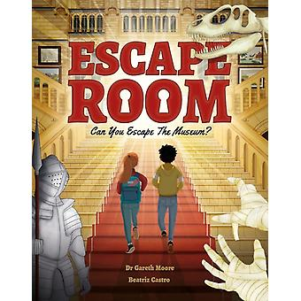 Escape Room  Can You Escape the Museum by Moore & Dr Gareth