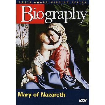 Mary of Nazareth [DVD] USA import