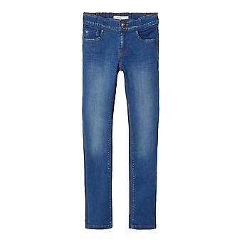 Jméno-to Girls Skinny Jeans Polly Dnmtasis Medium Blue