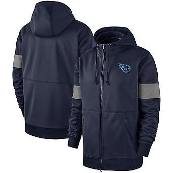 Tennessee Titans Performance Full-Zip Hoodie Sportswear 3YT001