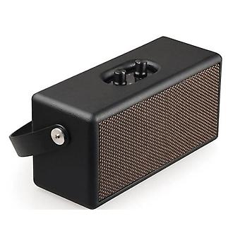 Retro Wooden Bluetooth Speaker Home And Outdoor Portable Speaker