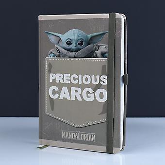 Star Wars: The Mandalorian Precious Cargo A5 Notebook