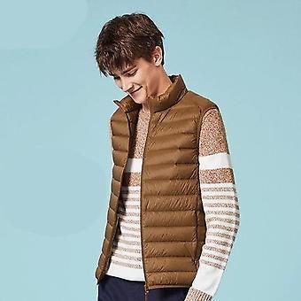 Zip-up Waistcoat Winter Cloth