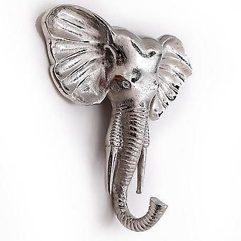 Jotain erilaista elefantin seinäkoristetta