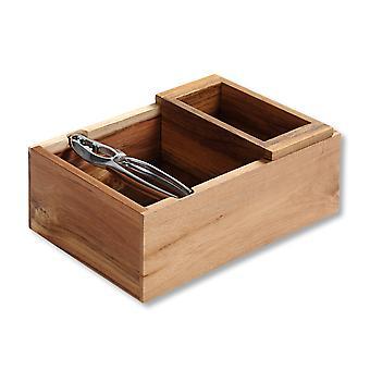Fsc® Holzschalen mit Nussknacker
