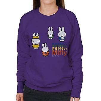 Nijntje En De Koninklijke Baby Vrouwen's Sweatshirt