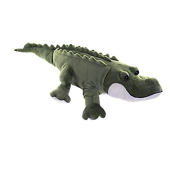 Poliéster de crocodilo fofo Dekodonia (80 x 40 x 18 cm)