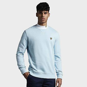 Lyle & Scott Crew Sweatshirt - Pool Blue