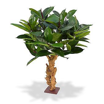 Kunstmatige Philodendron 80 cm te voet