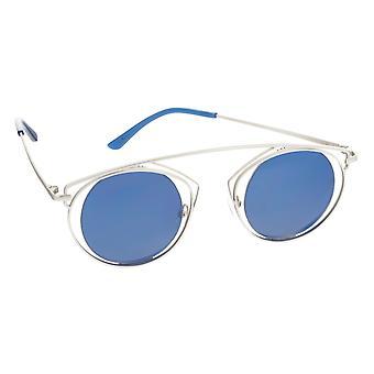 Liebeskind Berlin Women's Sunglasses 10250-00200 SILVER / BLUE