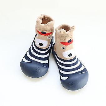 Scarpe bambino, calze da pavimento neonato Cartoon First Walkers