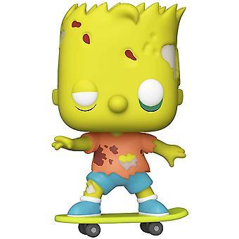 The Simpsons Bart Zombie Pop! Vinyl