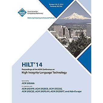 HILT 14 High Integrity Language Technology - SIGADA International Con