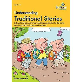 Understanding Traditional Stories - Comprehension and Reading Activiti