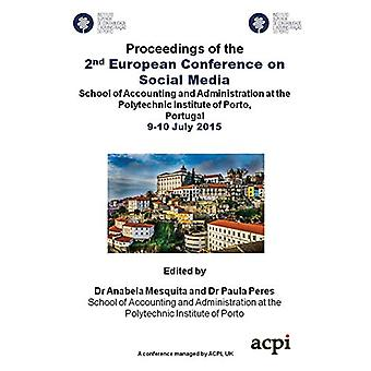 Proceedings of the 2nd European Conference on Social Media - ECSM 201