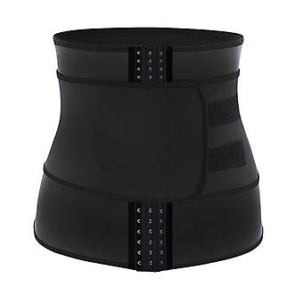 Femmes Waist Trainer Fitness Sauna Sweat Neoprene Slimming Belt / Strap Zipper