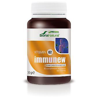 MG Dose C 02 Inmunew 30 comp