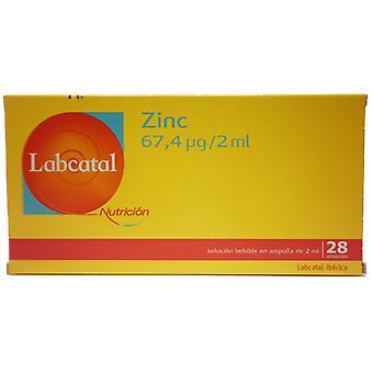 Labcatal Lab, 18 (Zinc) 28 Amp,
