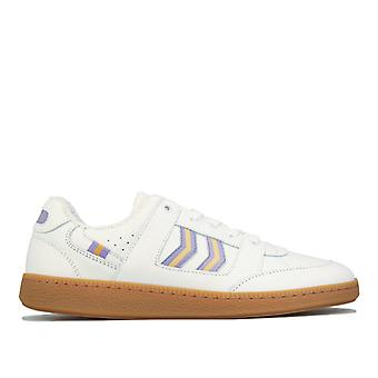 Men's Hummel Seoul Heritage Trainers in White