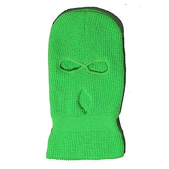 Ski Mask Knitted Face Cover, Balaclava Full Face Mask For Outdoor Sport