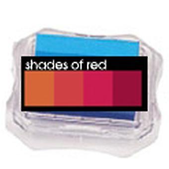 Uchida Blending Blox Ink Pads - Shades Of Red