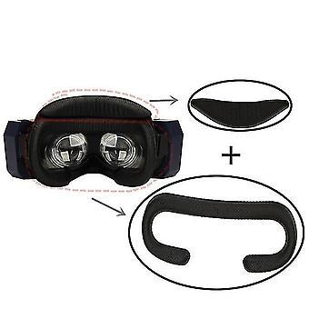 For pimax 8k+5k3kplus comfort kit foam/leather