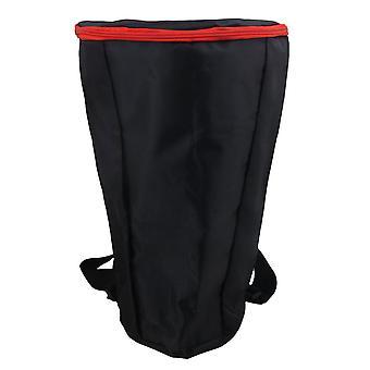 Vandtæt Djembe Drum Carry Gig Bag m/ Lynlås til 12 tommer afrikansk tromme