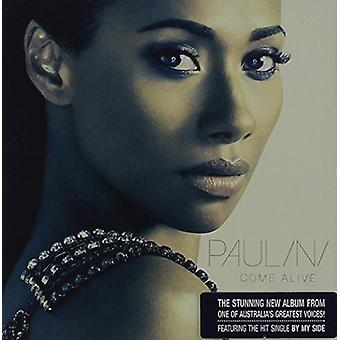 Paulini - Kom till liv [CD] USA import