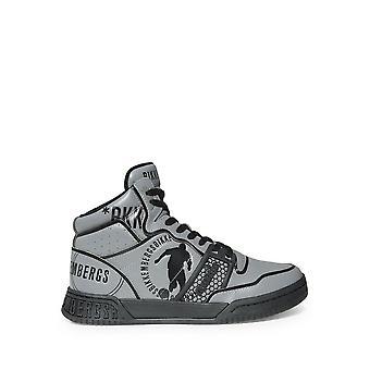 Bikkembergs - Zapatos - Zapatillas deportivas - SIGGER-B4BKM0103-030 - Hombres - gris, negro - EU 40