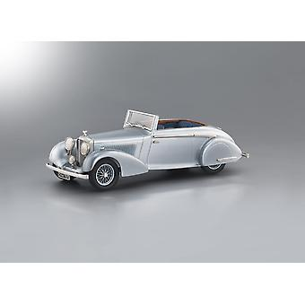 Bentley 4.25 Litre Concealed DHC (1936) Diecast Model Car