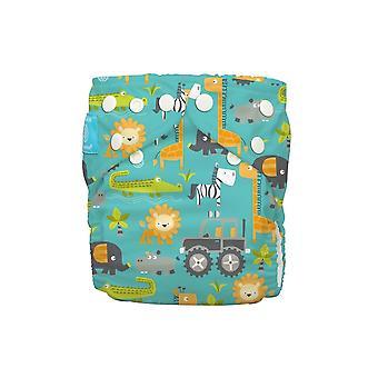 Charlie Banana® One Size Reusable Diapers Hybrid AIO