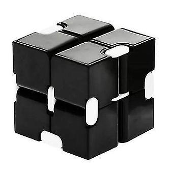 Svart søt mini unik gadget for angst lettelse og drepe tid x3205