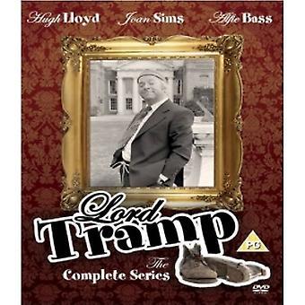 Lord Tramp: Pełna seria 1977 DVD
