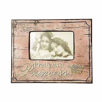 Pretty As A Princess Frame By Heaven Sends
