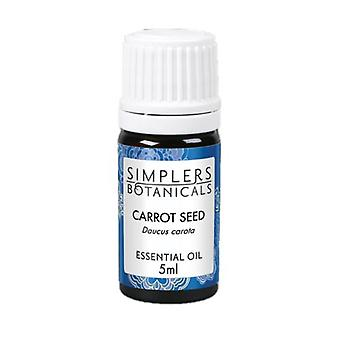 Simplers Botanicals Carrot Seed, 5 ml