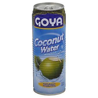 Goya Coconut Wtr Tall, Case of 24 X 17.6 Oz