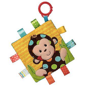 Taggies Crinkle Me Monkey