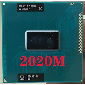 جديد 2020m sr0u1 إنتل بنتيوم كمبيوتر محمول معالج مقبس الكمبيوتر المحمول وحدة المعالجة المركزية sm46930