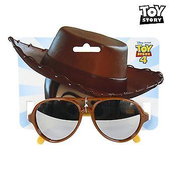 Kinder Sonnenbrille Woody Toy Story Braun