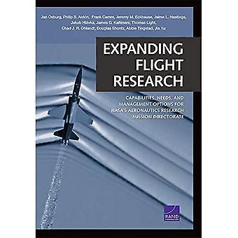 Erweiterung der Flugforschung: Fähigkeiten, Bedürfnisse und Managementoptionen für die Luftfahrtforschungsmission der NASA...
