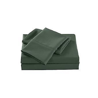 Bamboo Cooling Sheet Set Ultra Soft Bedding Queen