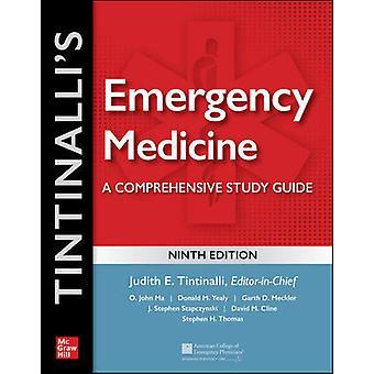 Tintinalli's Emergency Medicine: A Comprehensive Study Guide 9th edition