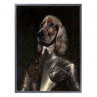 Tavla Mister Dog (100 x 75 x 2,5 cm)