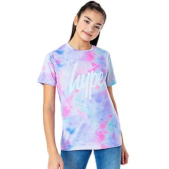 T-shirt hype per bambini / bambini arcobaleno
