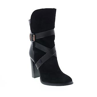 Calvin Klein Adult Womens Tanya Suede Casual Dress Boots