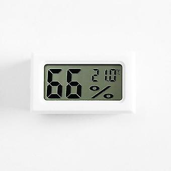 Digital Lcd Hygrometer Thermometer For Pet Reptiles And Ants