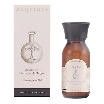 Olja i ansiktsbehandling Alqvimia Wheatgerm (60 ml)